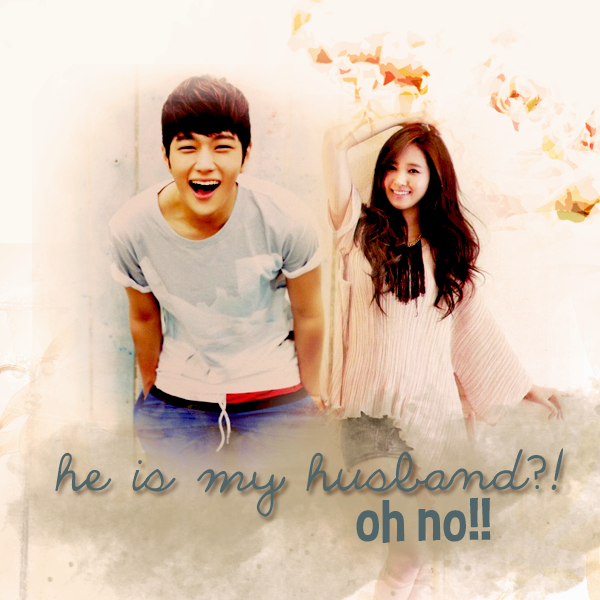 He Is My Husband ?! Oh No !!