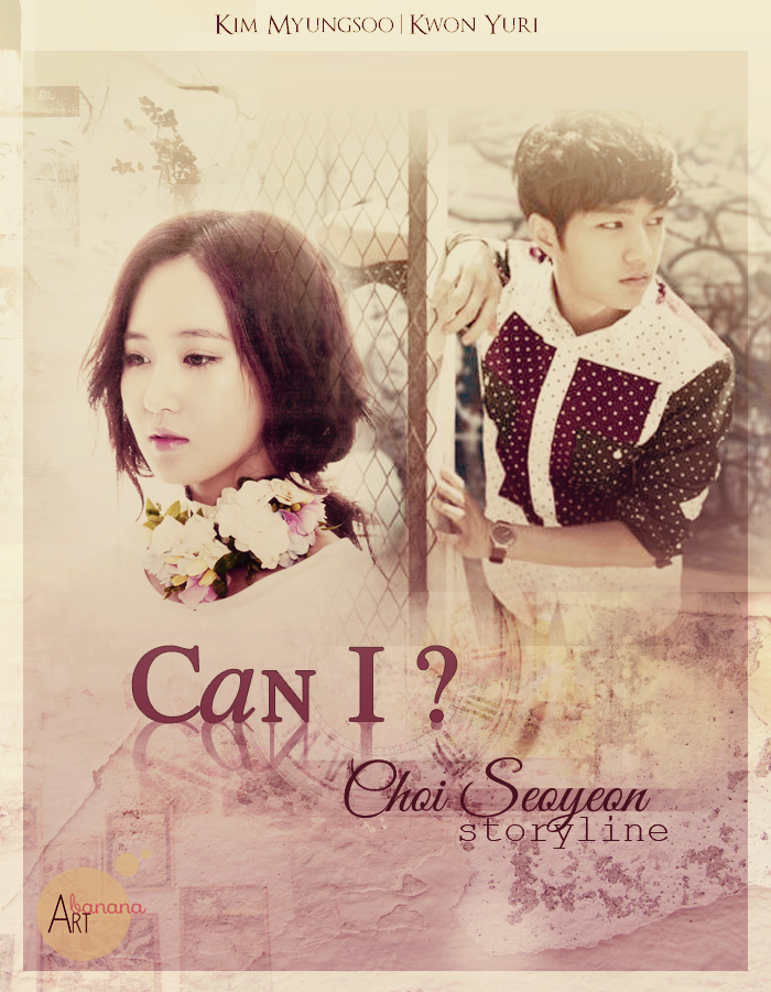 Can I? (Drabble)